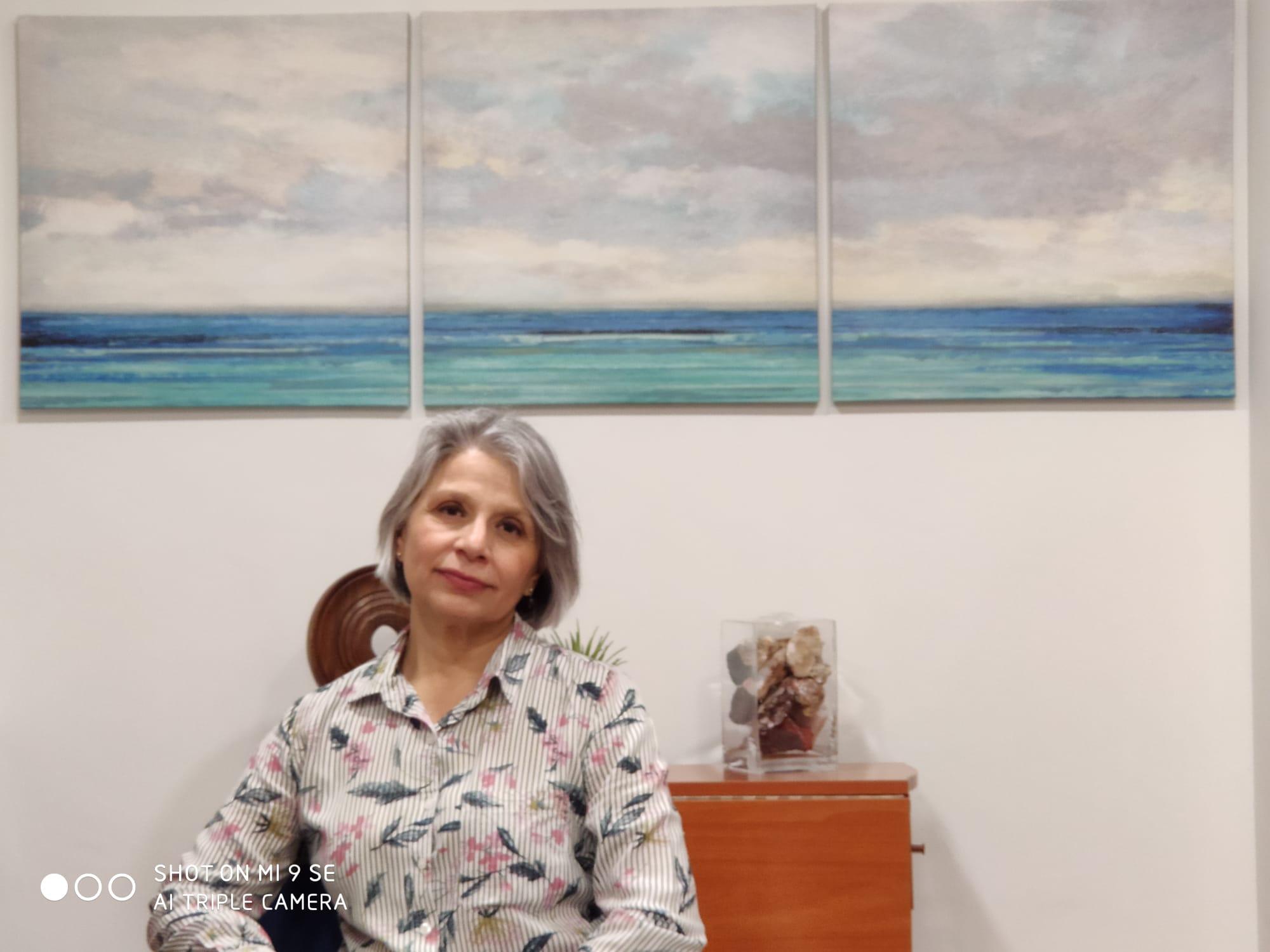 María Antonia Vargas Truyol - Psicología. Centro Sanitario Urdax.