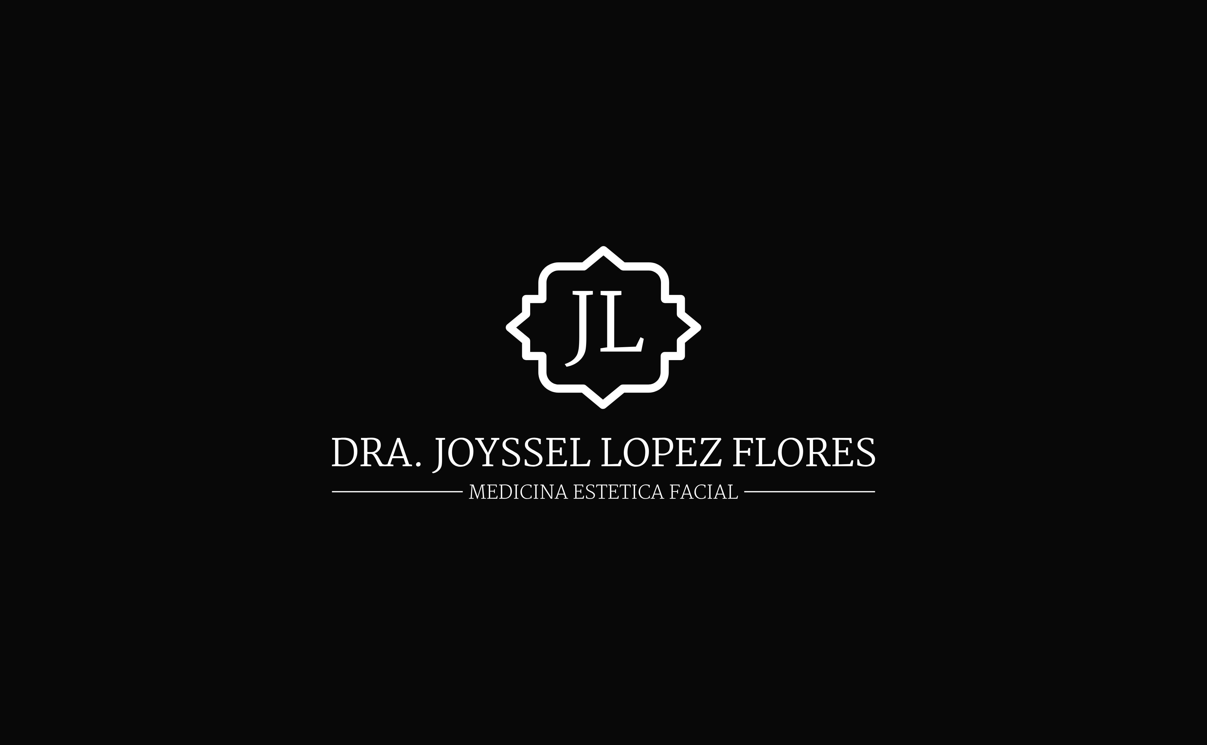 Dra. Joyssel López Flores. Medicina Estética Facial.